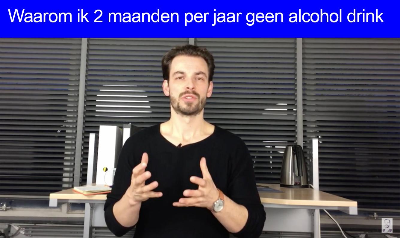 Waarom Ik Twee Maanden Per Jaar Geen Alcohol Drink