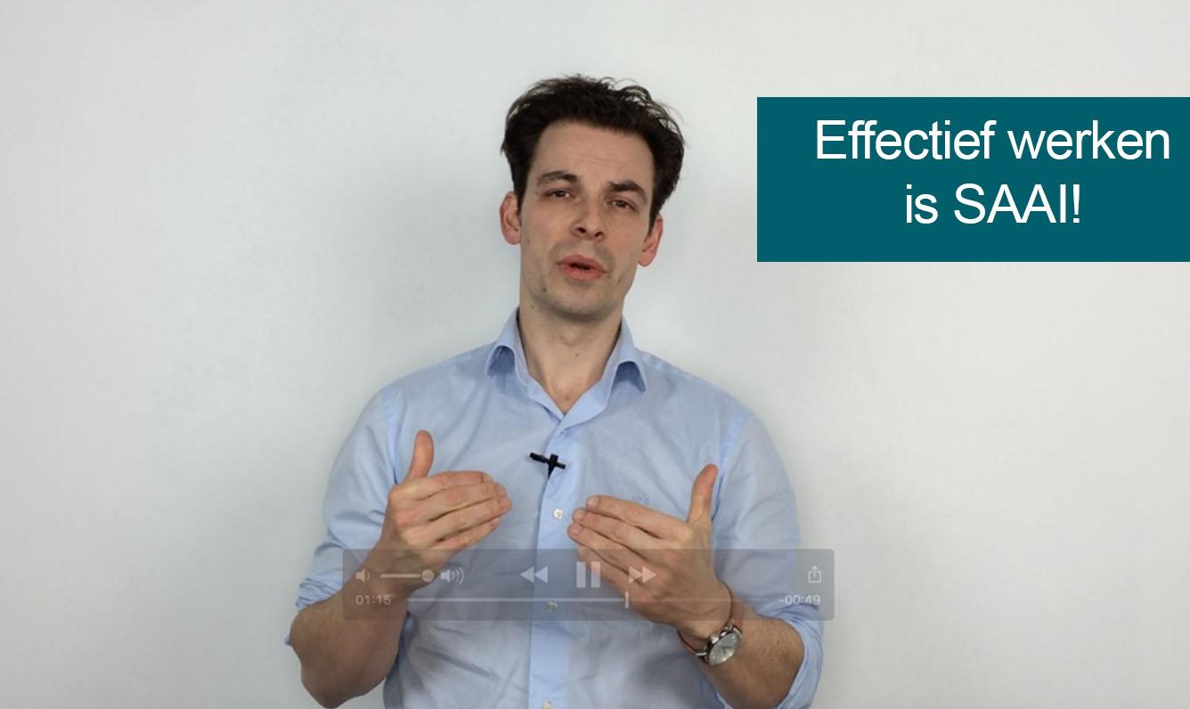 Effectief Werken Is Saai