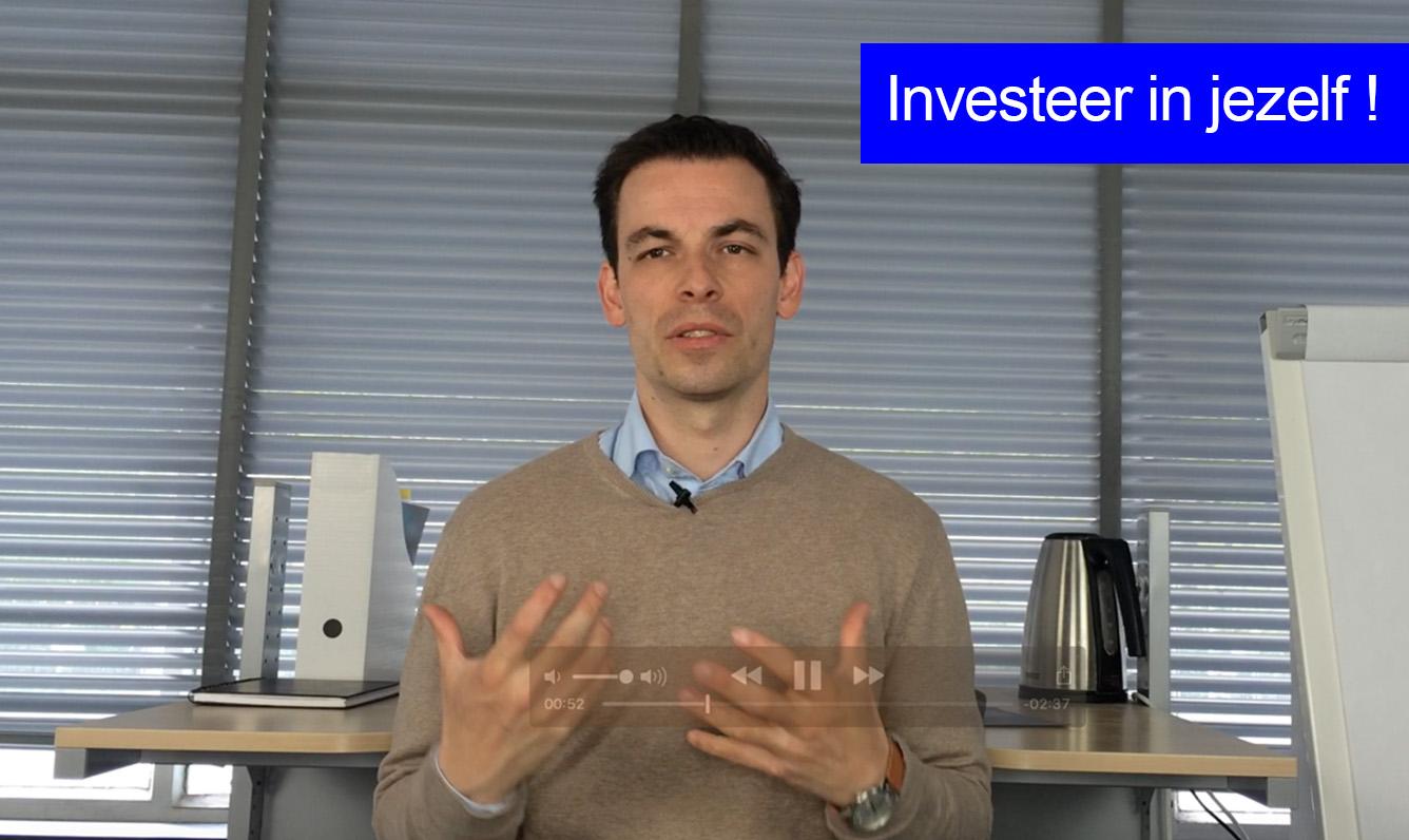 4 gebieden om in jezelf te investeren