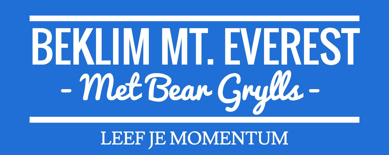 Kom Aan De Top Met Bear Grylls