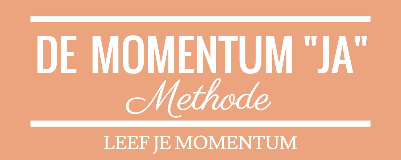 De Momentum JA Methode