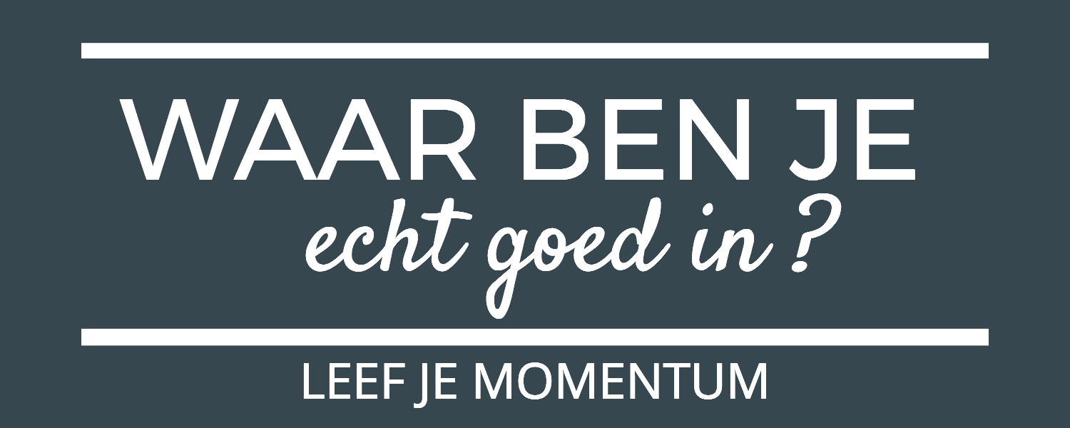 Talent Goed In Blogpost