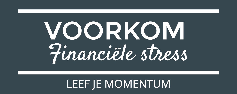 Financiele Stress Blogpost