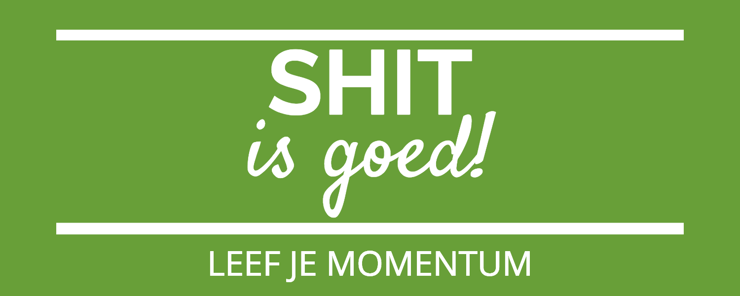 Shit Is Goed Blogpost