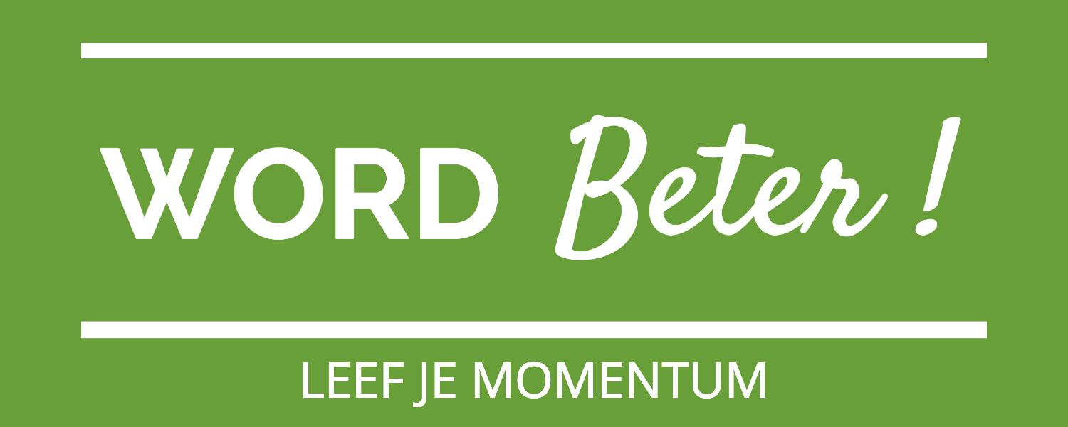 Word Beter Blog Momentum