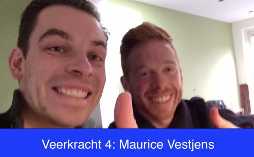 Veerkracht 4: Lifecoach Maurice Vestjens Over Omgaan Met Pesten En Afkicken.