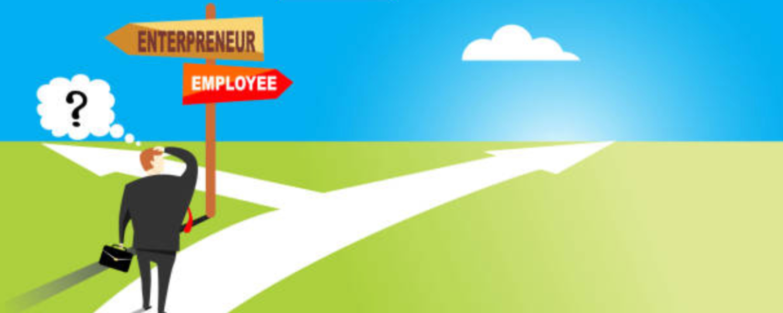 Werknemer VS Ondernemer Instelling